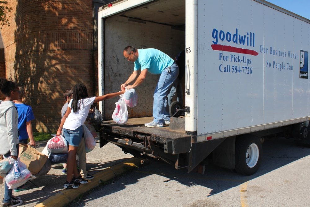 Donate Goodwill Industries Of Southwest Oklahoma North Texas